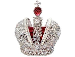 Catherine Crown white