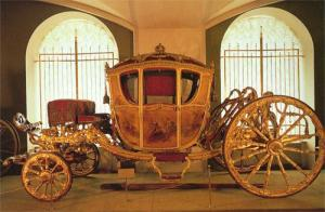 Catherine-the-Greats-carriage-Armoury-Kremlin-Moscow