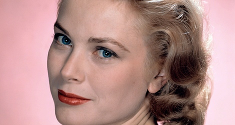 Grace Kelly Close Up