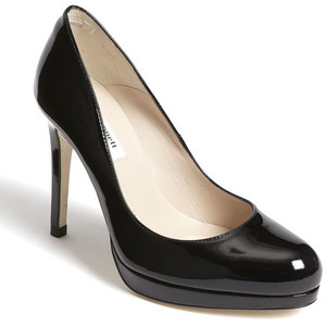 L.K. black sledge pump
