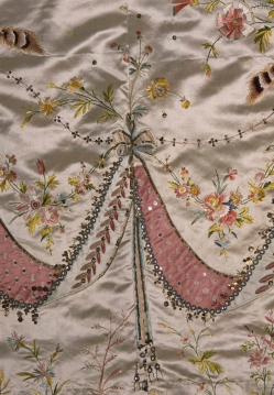Marie Antoinette embroidery