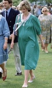Princess Diana Pregnant 2