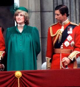 Princess Diana Pregnant 3