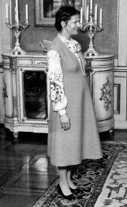 Queen Silvia Pregnant 2