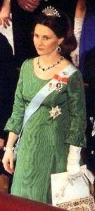 Queen Sonja Pregnant