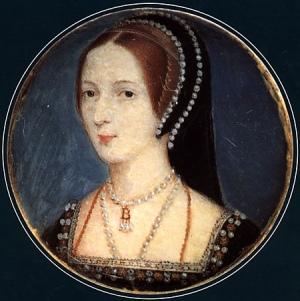 Anne Boleyn hood