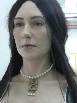 Anne Boleyn Waxwork