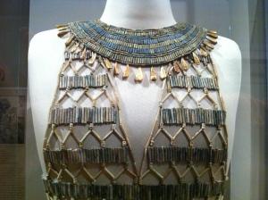 Beadnet Dress detail