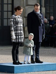 Crown Princess Victoria Malene Berger coat