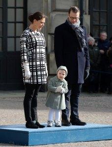 Crown Princess Victoria Malene Berger coat