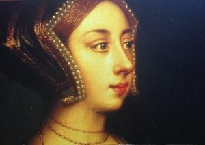 Hever Castle portrait