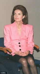 Jackie Kennedy pink blazer