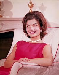 Jackie Kennedy pink