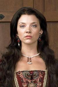 Natalie Dormer red earrings