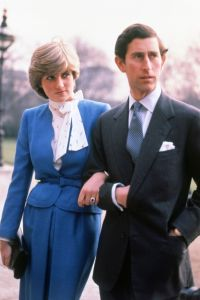 Princess Diana Engagement Pussy Bow Blouse