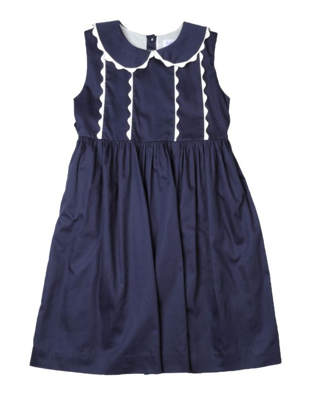 6 year old blue dress