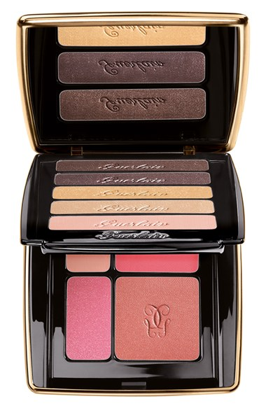 Guerlain eye and blush pallette