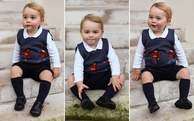 Prince George Soldiers Sweater