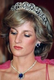 Princess Diana eyes