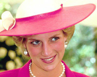 Princess Diana glowing skin
