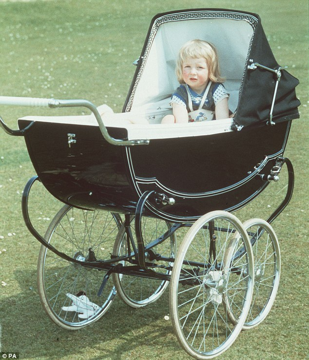Princess Diana Pram