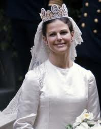 Queen Silvia Wedding