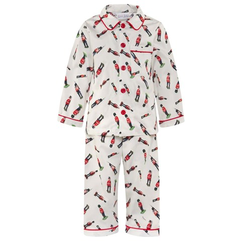 Rachel Riley toy soldiers pajamas