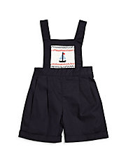 Sailboat Shortalls