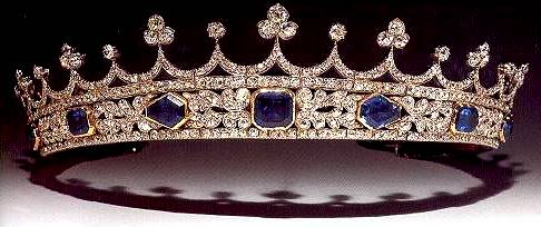 Queen Victoria S Sapphire Coronet Tiara My Frugal Lady